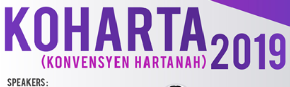 Konvensyen Hartanah (KOHARTA) 2019
